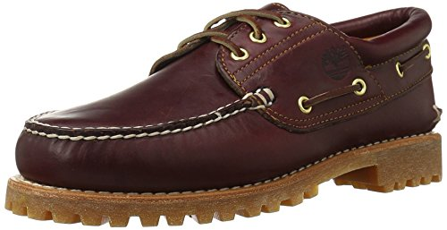 Timberland Men's Traditional Handsewn 3-Eyelet Classic Lug, 11M