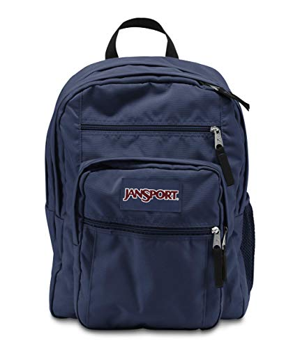 JanSport Big Student Classics Series Backpack - Navy