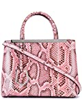 Fendi Women's 8Bh2535qxf089k-Mcf Pink Leather Handbag