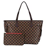 Greeshion Brand Store Womens V Style Bags Women Handbag Tote MM Size Shoulder Bag