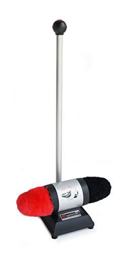 Sunpentown UC-989 Dual-Buffer Shoe Polisher w/Lamb Wool buffers