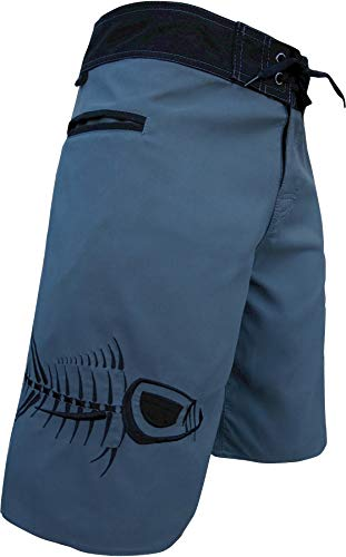 Tormenter Waterman 5 Pocket Boardshorts, Gray 34