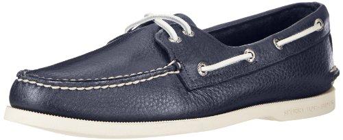 Sperry Men's A/O 2 Eye Boat Shoe,Navy,9 M US