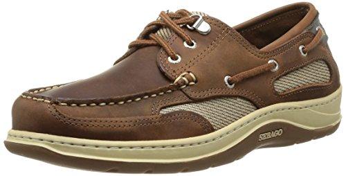Sebago Men's Clovehitch II Boat Shoe,Walnut,11 WW US