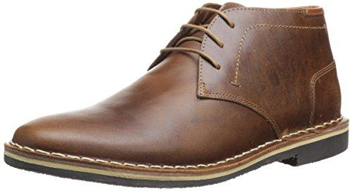 Steve Madden Men's Harken Chukka Boot, Cognac, 11 M US