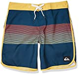 Quiksilver Men's Everyday Grass Roots 19 Boardshort Swim Trunk, Misted Yellow, 32
