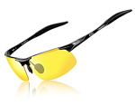ATTCL 1111 - Night Vision Polarized Driving Sunglasses
