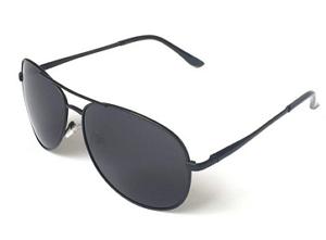 J+S Premium Military-Style Classic Aviator Sunglasses