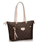 Louis Vuitton Monogram Canvas Shoulder Handbag Iena