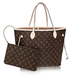 Louis Vuitton Monogram Canvas Beige