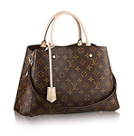 Louis Vuitton Montaigne MM Monogram Handbag