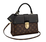 Louis Vuitton Monogram Canvas One Handle Flap Bag