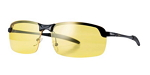 Pro Acme PA1004A -Rimless Polarized Night Vision Driving Glasses