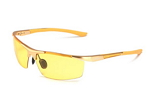 SOXICK HD Night Driving Glasses Night Vision Polarized Anti-glare Rain Day Sunglasses