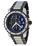 Victorinox Swiss Army Men's 'Alpnach' Automatic Stainless Steel Casual Watch