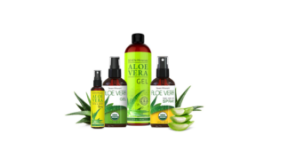 Aloe Vera Gel For Your Face and Skin
