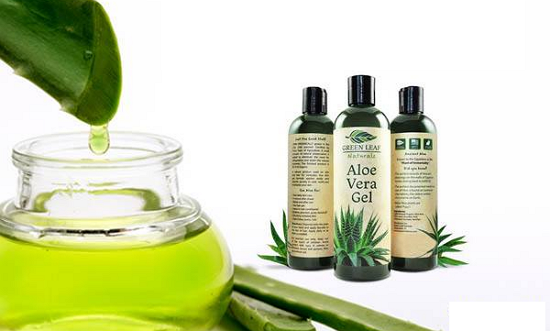best aloe vera gel for hair