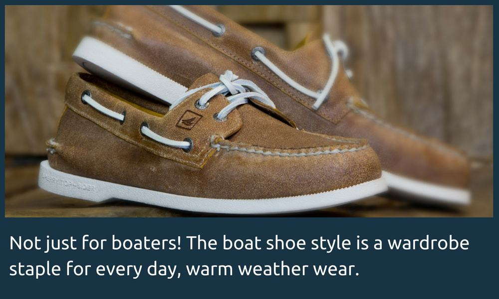 how to choose boat shoes