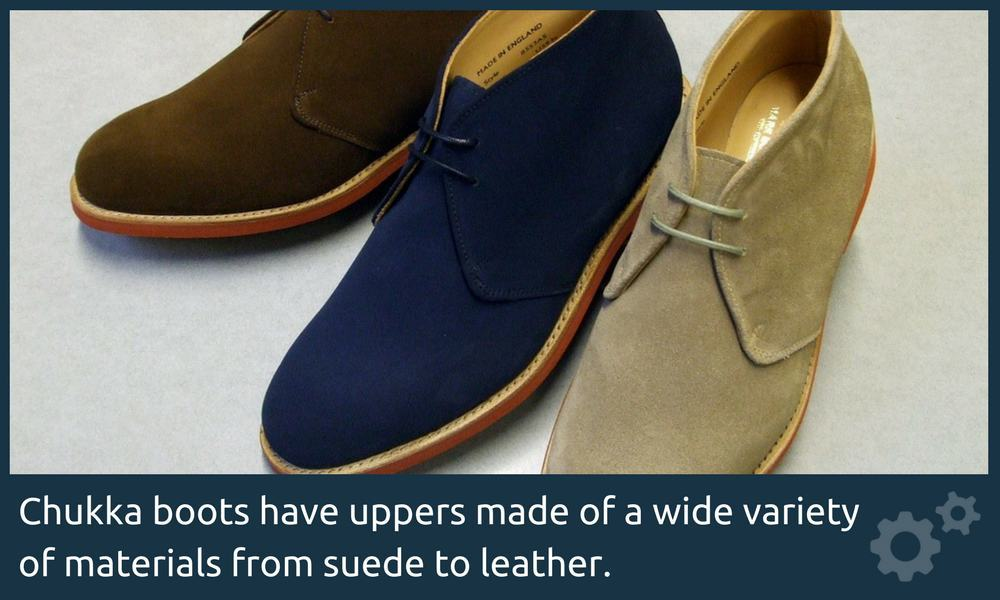 What is a Chukka Boot