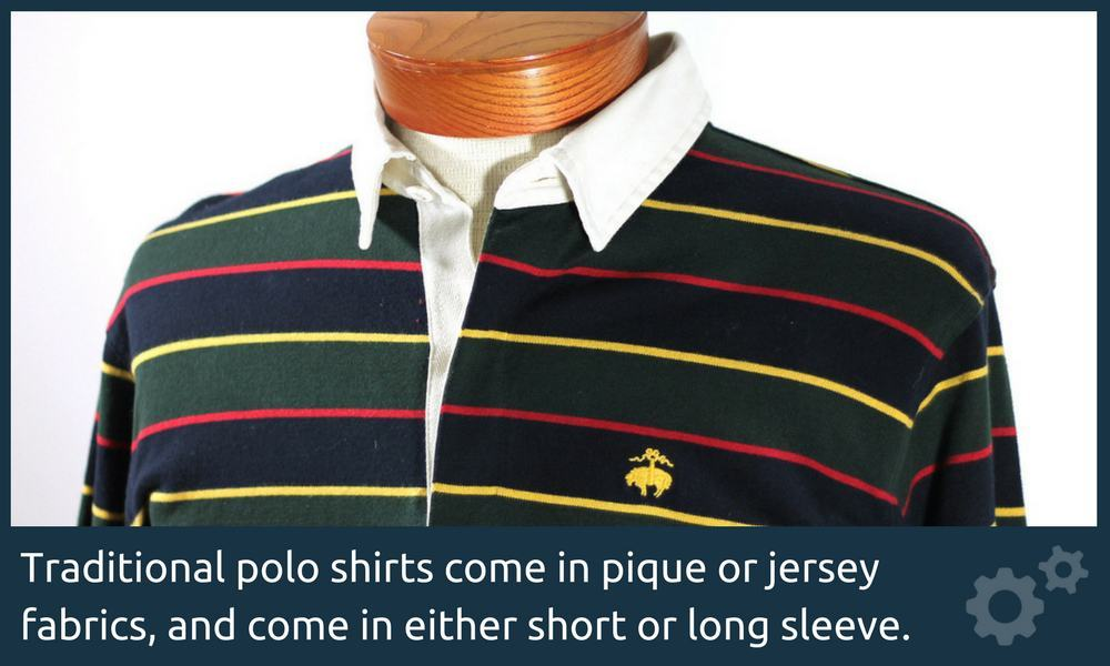 what is a polo shirt